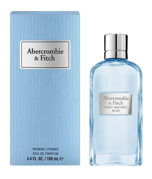 ABERCROMBIE & FITCH FIRST INSTINCT BLUE FEMME EDP FOR WOMEN