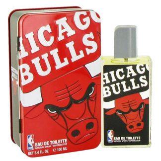 AIR VAL INTERNATIONAL NBA BULLS (METAL CASE) EDT FOR MEN