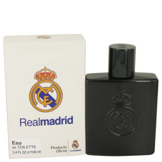 AIR VAL INTERNATIONAL REAL MADRID BLACK EDT FOR MEN