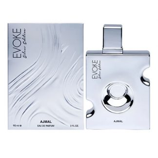 AJMAL EVOKE SILVER EDITION EDP FOR MEN