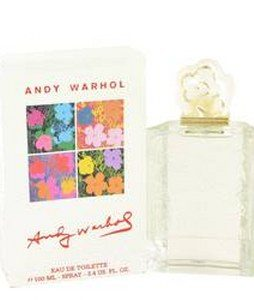 ANDY WARHOL ANDY WARHOL EDT FOR WOMEN