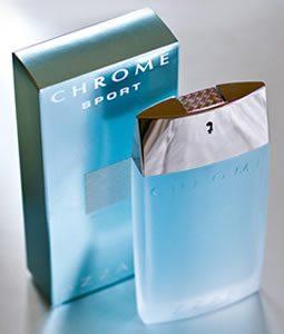 AZZARO CHROME SPORT EDT FOR MEN