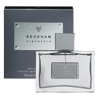 DAVID BECKHAM SIGNATURE EDT FOR MEN