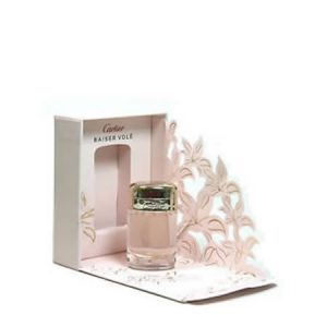 CARTIER BAISER VOLE EDP FOR WOMEN SCINTILLANTE MINIATURE 6ML