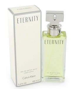 CALVIN KLEIN CK ETERNITY EDP FOR WOMEN