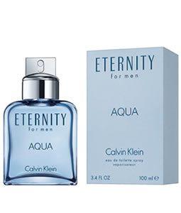 CALVIN KLEIN CK ETERNITY AQUA EDT FOR MEN