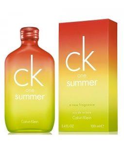 CALVIN KLEIN CK ONE SUMMER EDT FOR UNISEX