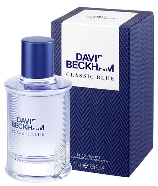 DAVID BECKHAM CLASSIC BLUE EDT FOR MEN