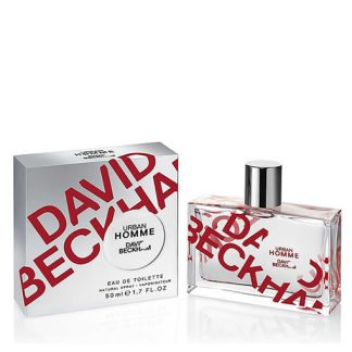 DAVID BECKHAM URBAN HOMME EDT FOR MEN