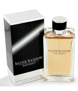 DAVIDOFF SILVER SHADOW EDT FOR MEN