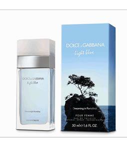 DOLCE & GABBANA D&G LIGHT BLUE DREAMING IN PORTOFINO EDT FOR WOMEN