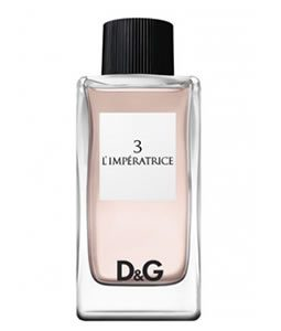 DOLCE & GABBANA D&G 3 L'IMPERATRICE EDT FOR WOMEN