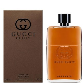 GUCCI GUILTY ABSOLUTE POUR HOMME EDP FOR MEN