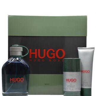 HUGO BOSS HUGO MAN GIFT SET FOR MEN