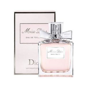 CHRISTIAN DIOR MISS DIOR EDT FOR WOMEN