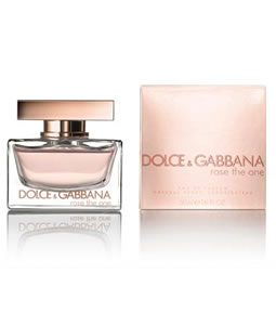 DOLCE & GABBANA D&G ROSE THE ONE EDP FOR WOMEN