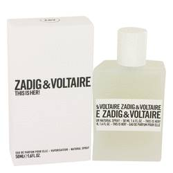 ZADIG & VOLTAIRE THIS IS HER EDP FOR WOMEN