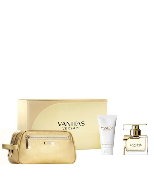 VERSACE VANITAS 3 PIECES GIFT SET FOR WOMEN