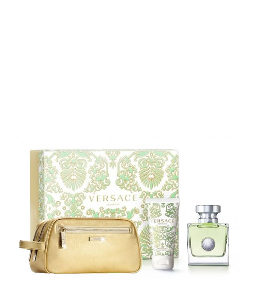 VERSACE VERSENSE 3 PIECES GIFT SET FOR WOMEN