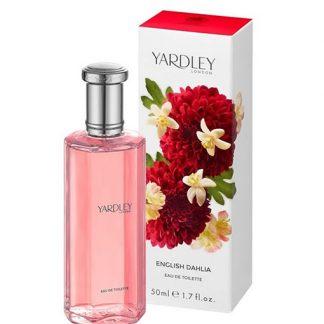 YARDLEY ENGLISH DAHLIA EDT FOR WOMEN