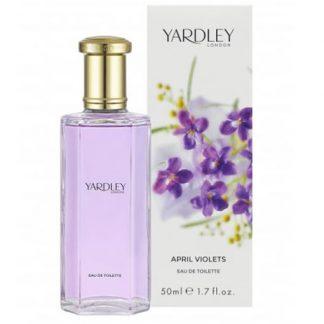 YARDLEY LONDON APRIL VIOLETS EDT FOR WOMEN