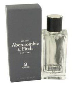 ABERCROMBIE & FITCH ABERCROMBIE 8 EDP FOR WOMEN