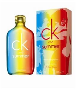 CALVIN KLEIN CK ONE SUMMER 2011 EDT FOR UNISEX