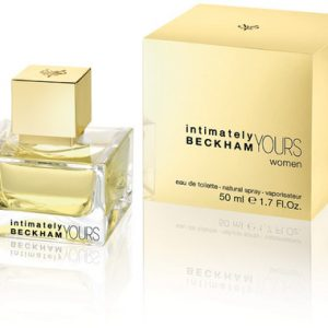 DAVID BECKHAM INTIMATELY YOURS EDT FOR WOMEN