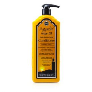 AGADIR ARGAN OIL DAILY MOISTURIZING CONDITIONER (FOR ALL HAIR TYPES)  1000ML/33.8OZ