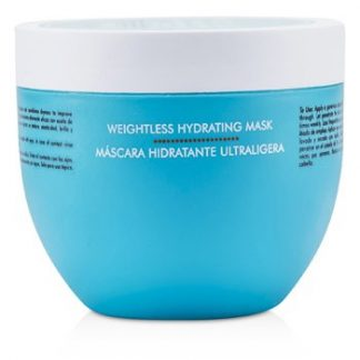 MOROCCANOIL WEIGHTLESS HYDRATING MASK (FOR FINE DRY HAIR)  500ML/16.9OZ