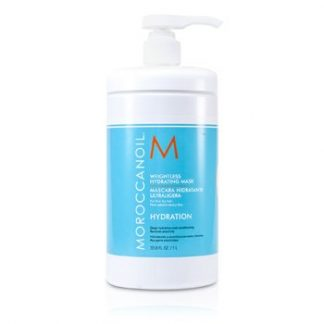 MOROCCANOIL WEIGHTLESS HYDRATING MASK (FOR FINE DRY HAIR)  1000ML/33.8OZ
