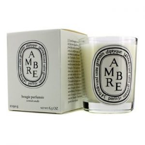 DIPTYQUE SCENTED CANDLE - AMBRE (AMBER)  190G/6.5OZ