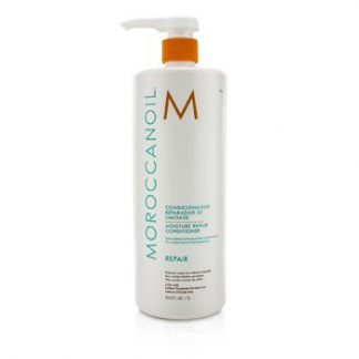 MOROCCANOIL MOISTURE REPAIR CONDITIONER - FOR WEAKENED AND DAMAGED HAIR (SALON PRODUCT)  1000ML/33.8OZ