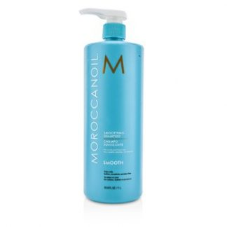 MOROCCANOIL SMOOTHING SHAMPOO (FOR UNRULY AND FRIZZY HAIR)  1000ML/33.8OZ