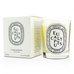 DIPTYQUE SCENTED CANDLE - EUCALYPTUS  190G/6.5OZ