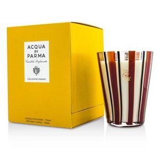 ACQUA DI PARMA MURANO GLASS PERFUMED CANDLE - TONKA  200G/7.05OZ