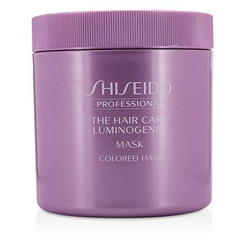 SHISEIDO THE HAIR CARE LUMINOGENIC MASK (COLORED HAIR)  680G/23OZ