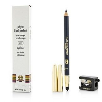 SISLEY PHYTO KHOL PERFECT EYELINER (WITH BLENDER AND SHARPENER) - # NAVY  1.2G/0.04OZ