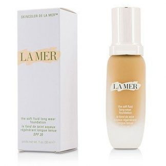 LA MER THE SOFT FLUID LONG WEAR FOUNDATION SPF 20 - # 31 BLUSH  30ML/1OZ