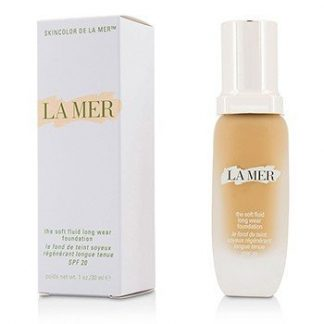 LA MER THE SOFT FLUID LONG WEAR FOUNDATION SPF 20 - # 32 BEIGE  30ML/1OZ