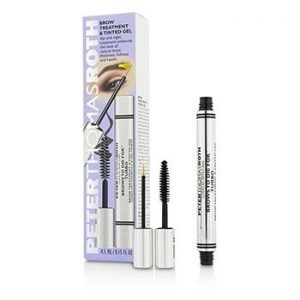 PETER THOMAS ROTH BROWS TO DIE FOR TURBO BROW TREATMENT & TINTED GEL  4.5ML/0.15OZ