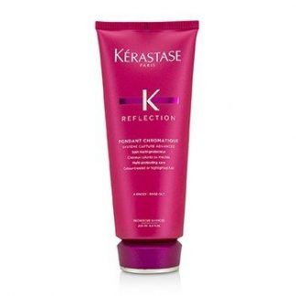 KERASTASE REFLECTION FONDANT CHROMATIQUE MULTI-PROTECTING CARE (COLOUR-TREATED OR HIGHLIGHTED HAIR)  200ML/6.8OZ