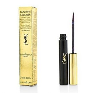YVES SAINT LAURENT COUTURE LIQUID EYELINER - # 5 BOURGOGNE BRUT SATINE  2.95ML/0.09OZ