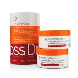 DR DENNIS GROSS ALPHA BETA EXTRA STRENGTH DAILY PEEL - JAR  30 TREATMENTS
