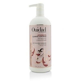 OUIDAD ADVANCED CLIMATE CONTROL DEFRIZZING CONDITIONER (ALL CURL TYPES)  1000ML/33.8OZ