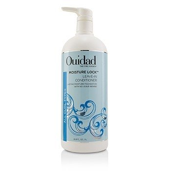 OUIDAD MOISTURE LOCK LEAVE-IN CONDITIONER (ALL CURL TYPES)  1000ML/33.8OZ