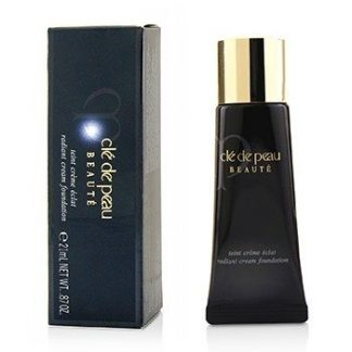 CLE DE PEAU RADIANT CREAM FOUNDATION SPF 25 - # O10  21ML/0.87OZ