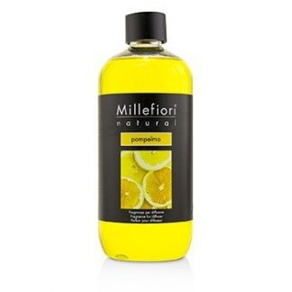 MILLEFIORI NATURAL FRAGRANCE DIFFUSER REFILL - POMPELMO  500ML/16.7OZ
