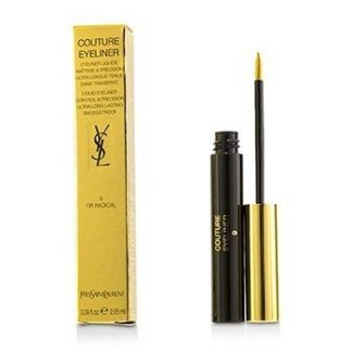YVES SAINT LAURENT COUTURE LIQUID EYELINER - # 9 OR RADICAL  2.95ML/0.09OZ