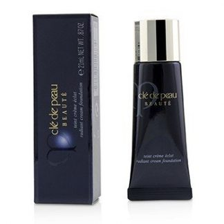 CLE DE PEAU RADIANT CREAM FOUNDATION SPF 25 - # O20  21ML/0.87OZ